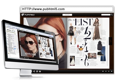 Fast and easy publishing digital catalog
