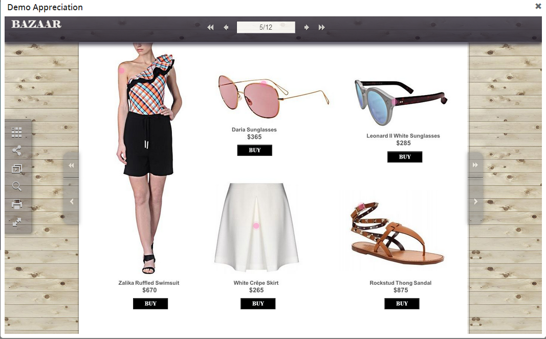 Free html5 digital catalog software to create stunning Online clothing design software