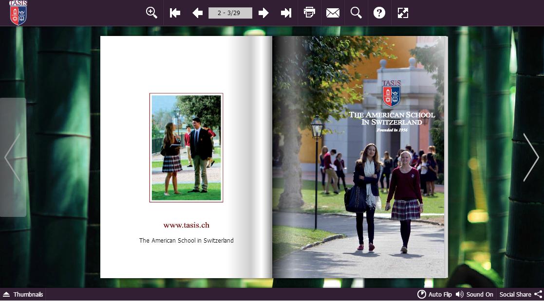 Free HTML5 Flip Book Maker - Convert Adobe PDF to html5
