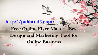 Free Online Flyer Maker - Best Design and Marketing Tool for ...